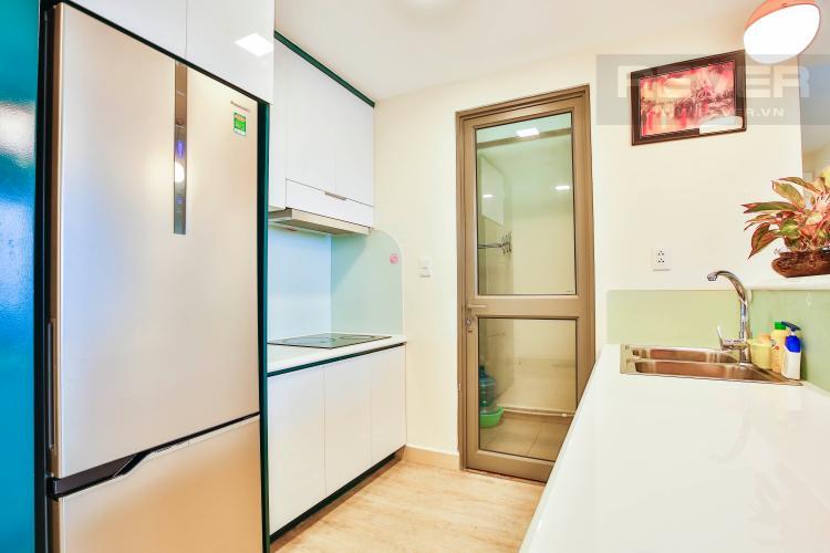 Bếp Căn hộ Masteri Thảo Điền 2 phòng ngủ tầng cao T3 hướng Tây Nam