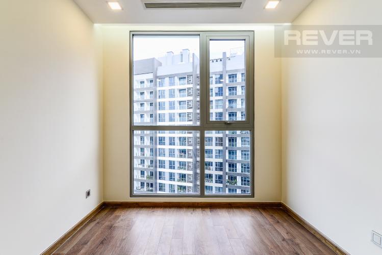 Phòng Ngủ 1 Căn hộ Vinhomes Central Park tầng cao 3PN view sông Sài Gòn