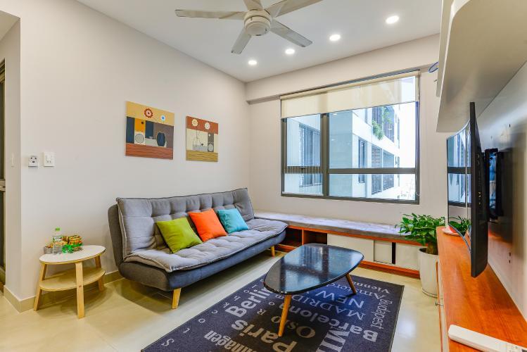 Căn hộ Masteri Thảo Điền 1 phòng ngủ tầng trung T4 đầy đủ nội thất