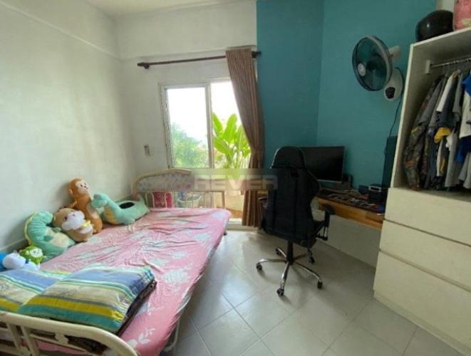 Phòng ngủ căn hộ Conic Graden, Bình Chánh. Căn hộ Conic Garden nội thất cơ bản, view tầng cao đón gió thoáng mát.