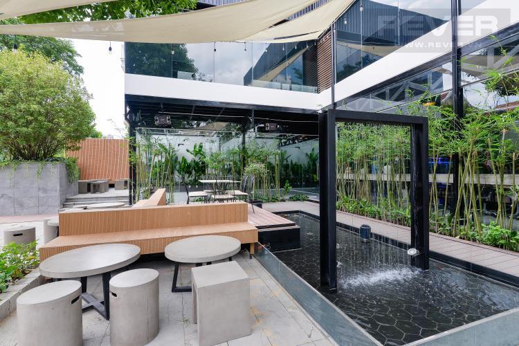 Sân Cảnh Quan Cho thuê nhà phố Bùi Tá Hán, An Phú, Quận 2, 1 trệt 1 tầng