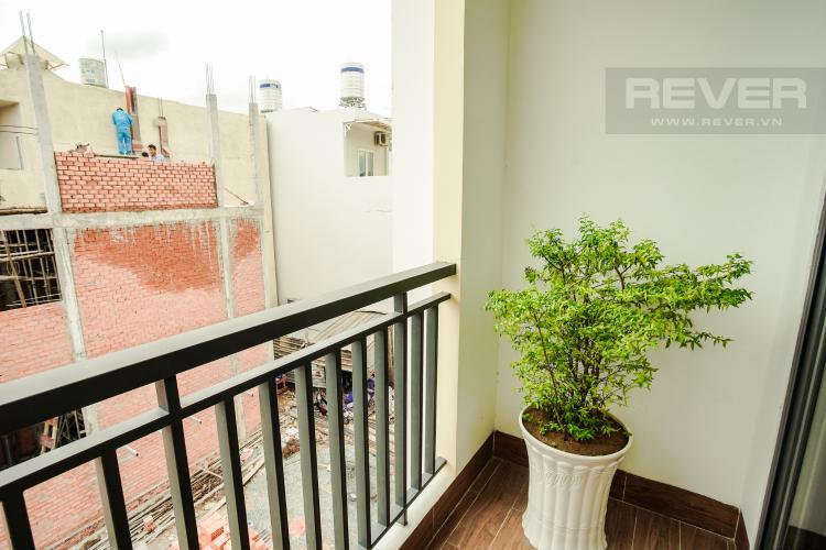 Ban Công Tầng 2 Cho thuê nhà phố 3 tầng đường Thạnh Mỹ Lợi, Q2, đầy đủ nội thất, sổ đỏ chính chủ