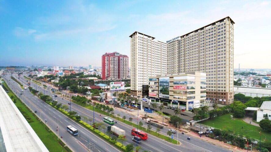 Căn hộ Saigon Gateway, quận 9 Căn hộ Saigon Gateway ban công Đông Nam, nội thất cơ bản