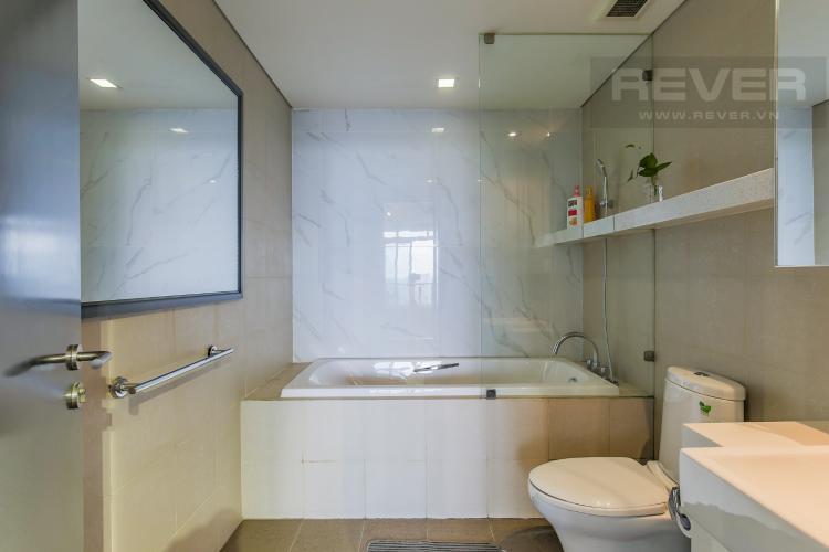 Phòng Tắm 2 Bán căn hộ City Garden 2 phòng ngủ diện tích lớn, đầy đủ nội thất, view Landmark 81
