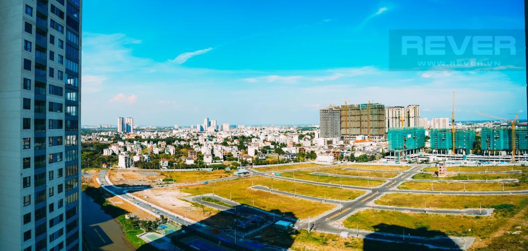 View Bán hoặc cho thuê căn hộ Đảo Kim Cương 3PN tầng cao tháp Maldives, đầy đủ nội thất, view sông và Bitexco