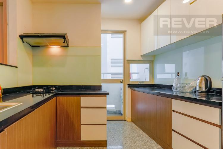 Phòng Bếp Căn hộ Dragon Hill Residence and Suites 2 phòng ngủ tầng cao tháp B nội thất có sẵn