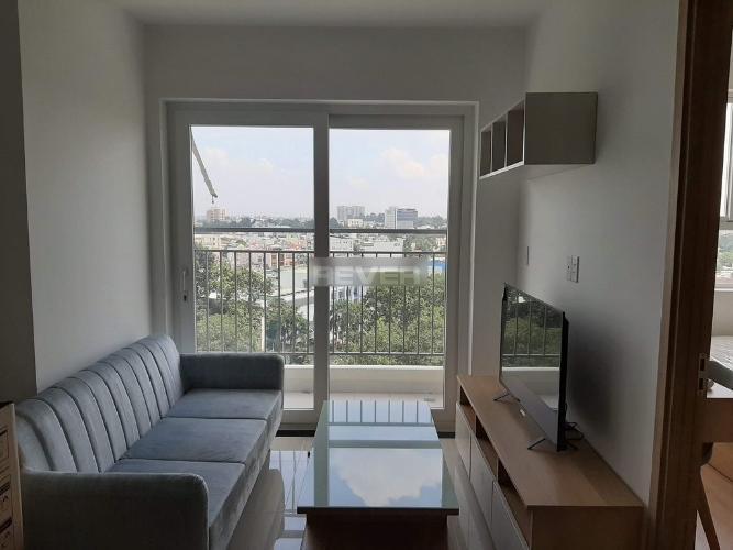 Căn hộ Moonlight Residences tầng 10 view thoáng mát, nội thất đầy đủ.