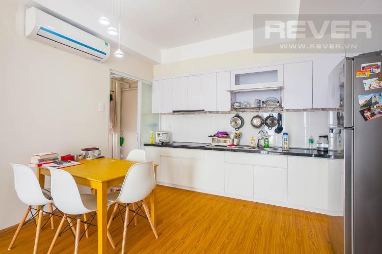 Khu Vực Bếp Bán căn hộ Flora Anh Đào Quận 9, 2PN, đầy đủ nội thất