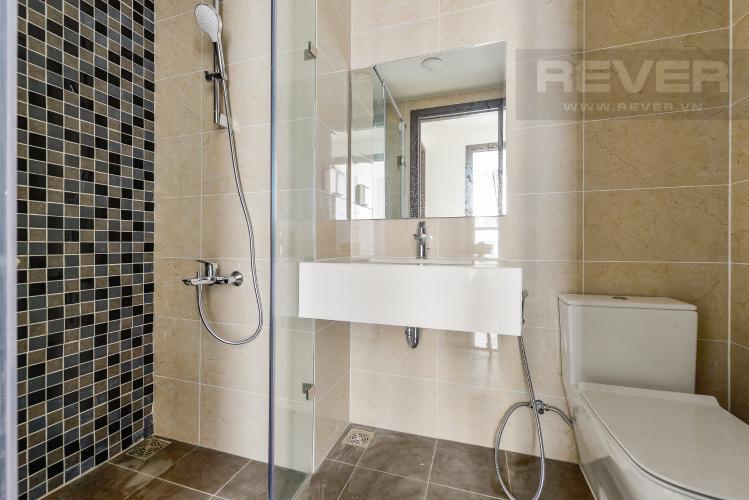 Phòng tắm 1 Căn hộ The Tresor tầng trung, tháp TS1, 2 phòng ngủ, full nội thất