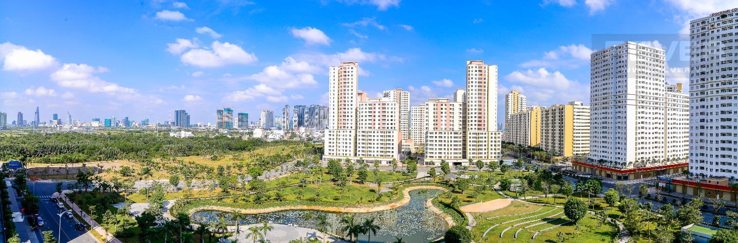 View Bán căn hộ New City Thủ Thiêm 75m2 gồm 2PN 2WC, nội thất cơ bản, view thành phố
