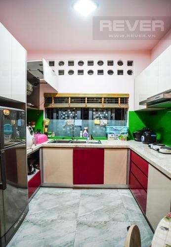 Phòng Bếp Bán hoặc cho thuê căn hộ Lý Văn Phức Quận 1, diện tích 40m2, đầy đủ nội thất, hướng Đông Nam