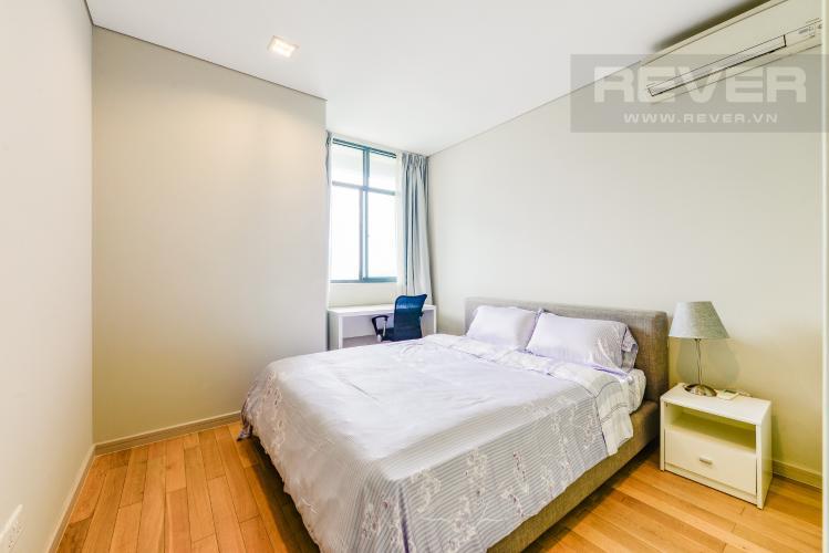 Phòng ngủ Căn hộ City Garden tầng trung, 1PN đầy đủ nội thất, có thể dọn vào ở ngay