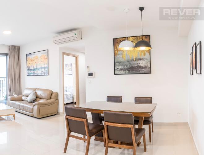 Phòng Ăn Bán căn hộ RiverGate Residence, tầng trung, tháp B, đầy đủ nội thất