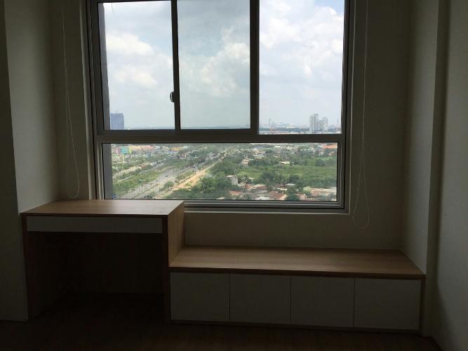 View căn hộ Lexington Residence Quận 2 Căn hộ Lexington Residence tầng trung, view đại lộ sầm uất.