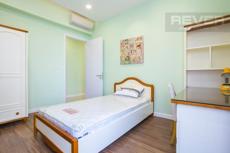 Phòng Ngủ 3 Căn góc Estella Heights 3 phòng ngủ tầng trung T2 đầy đủ nội thất