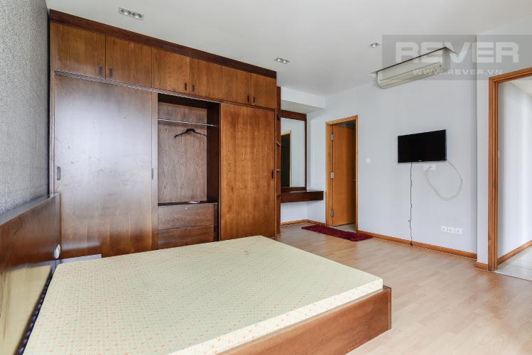 Phòng Ngủ 1 Căn hộ Sài Gòn Pearl 3 phòng ngủ tầng cao Saphire nội thất đầy đủ