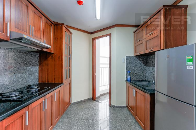 Phòng Bếp Căn hộ Hoàng Anh Thanh Bình tầng thấp, Block B, 2 phòng ngủ, đầy đủ nội thất