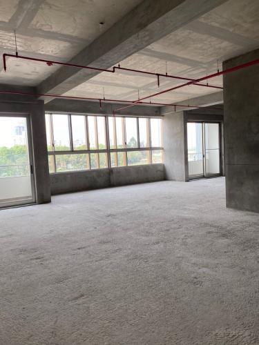 Shophouse thô Phú Mỹ Hưng Midtown diện tích 90.78m2.