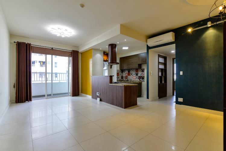 Phòng Khách Bán căn hộ Lexington Residence 2PN tầng cao, diện tích 100m2 tại Quận 2