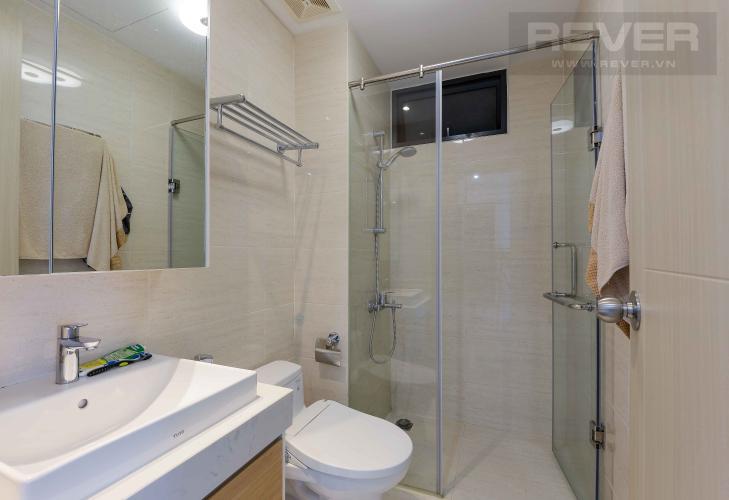 Toilet 2 Cho thuê căn hộ New City Thủ Thiêm 2PN, tháp Babylon, đầy đủ nội thất, view hồ bơi nội khu
