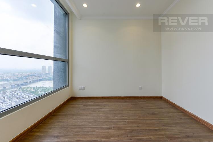 Phòng ngủ 2 Căn hộ Vinhomes Central Park tầng cao 2 phòng ngủ tháp L1 view đẹp