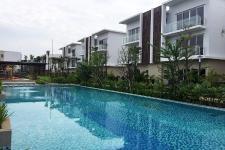 Chính thức bàn giao nhà phố Palm Residence - Palm City Quận 2