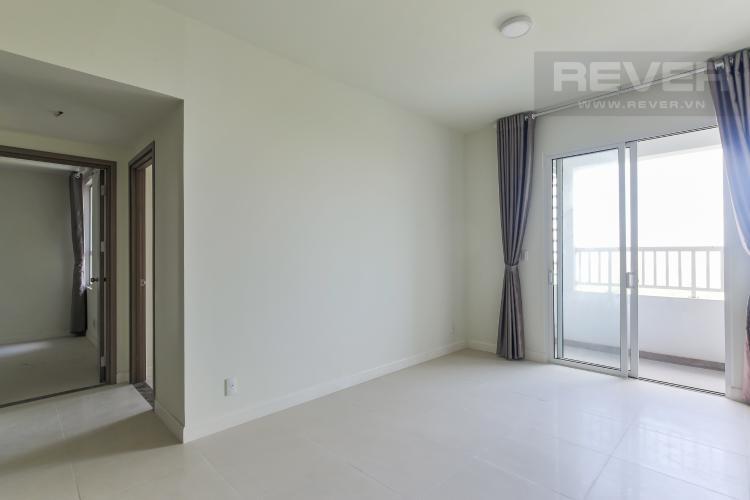 Phòng Khách Cho thuê căn hộ Lexington Residence 2PN tầng cao, nội thất cơ bản, view đại lộ Mai Chí Thọ