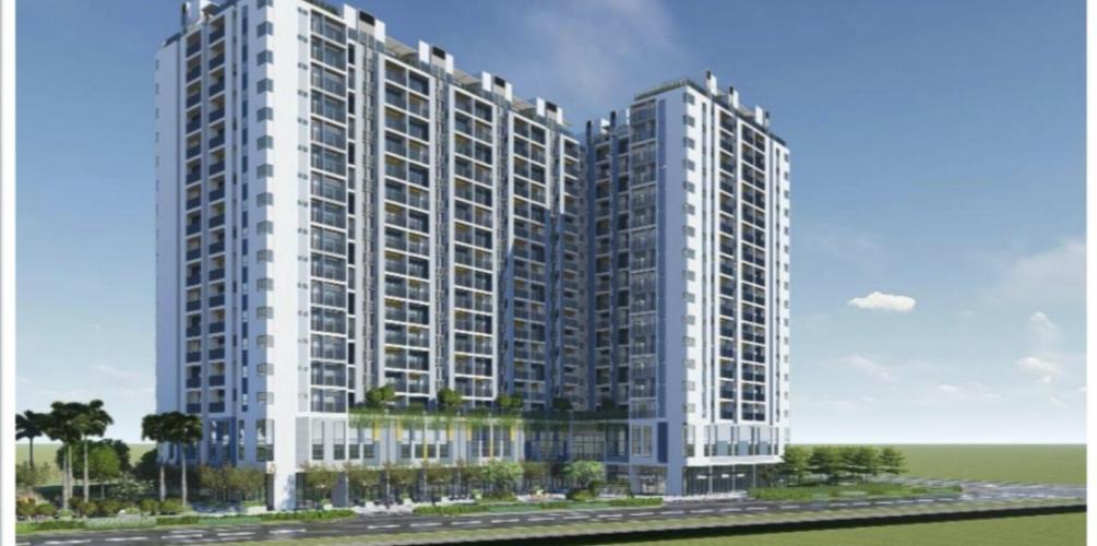 Bán căn hộ Ricca, diện tích 53.4m2 - 2 phòng ngủ thuộc tầng thấp, block B, ban công hướng Đông, đầy đủ nội thất.