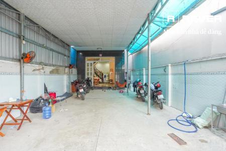 Bán nhà mặt tiền Phạm Hữu Lầu, Nhà Bè, sổ hồng, cách đình Long Kiểng 400m