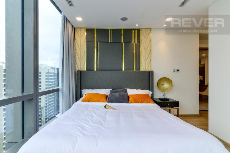 Phòng Ngủ 1 Bán căn hộ Vinhomes Central Park 3PN, tầng cao, đầy đủ nội thất, thuộc tháp Landmark 81