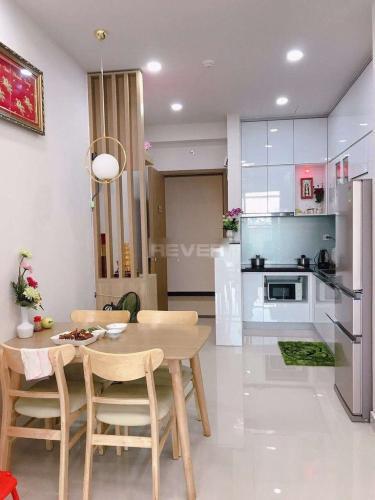 Phòng bếp căn hộ Richstar, Tân Phú Căn hộ Richstar bàn giao nội thất cơ bản, cửa hướng Tây.