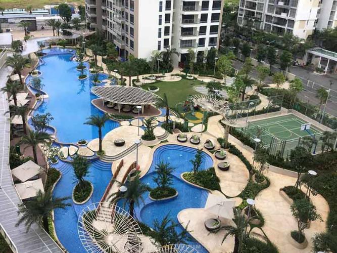 view căn hộ Estella Heights quận 2 Bán căn hộ Estella Heights, phường An Phú, quận 2 diện tích 59.5m2 - 1 phòng ngủ, đầy đủ nội thất, sổ hồng đầy đủ.