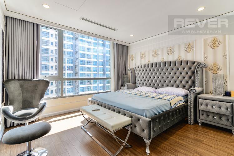 Phòng Ngủ 3 Căn hộ Vinhomes Central Park 3 phòng ngủ tầng trung C1 view sông