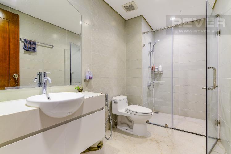 Phòng Tắm 2 Căn hộ Vinhomes Central Park 4 phòng ngủ tầng trung C2 hướng Đông Nam