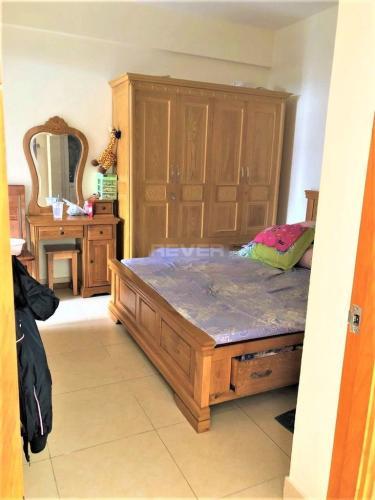 Phòng ngủ căn hộ Linh Tây Tower, Thủ Đức Căn hộ chung cư Linh Tây Tower nội thất đầy đủ, view thoáng mát.