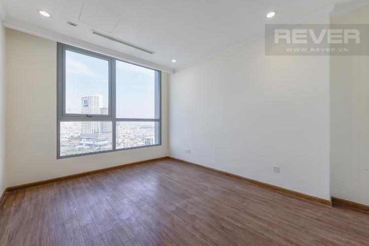 Phòng ngủ 3 Căn hộ Vinhomes Central Park 3 phòng ngủ tầng trung L5 nhà trống