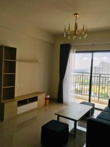 Cho thuê căn hộ The Sun Avenue 3 phòng ngủ, diện tích 96m2, block 5, đầy đủ nội thất, view thoáng