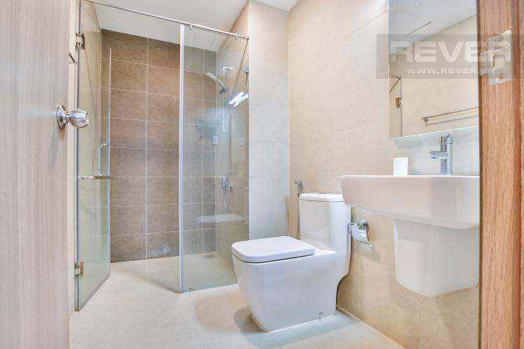 Toilet Căn hộ Lexington Residence 1 phòng ngủ, tầng trung LB, nội thất đầy đủ