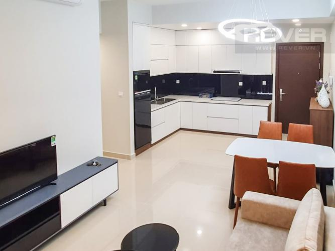 Phòng Ăn Cho thuê căn hộ Sunrise Riverside 3PN, tầng trung, diện tích 83m2, đầy đủ nội thất