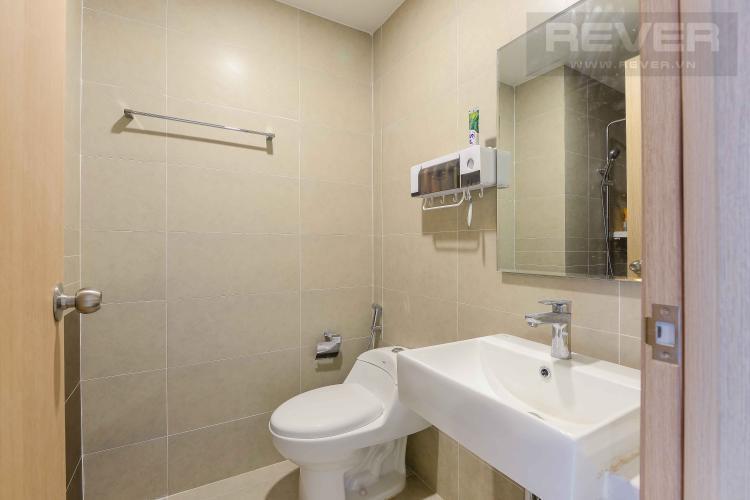 Toilet Cho thuê căn hộ The Sun Avenue 2PN, block 6, đầy đủ nội thất, hướng Đông Nam đón gió
