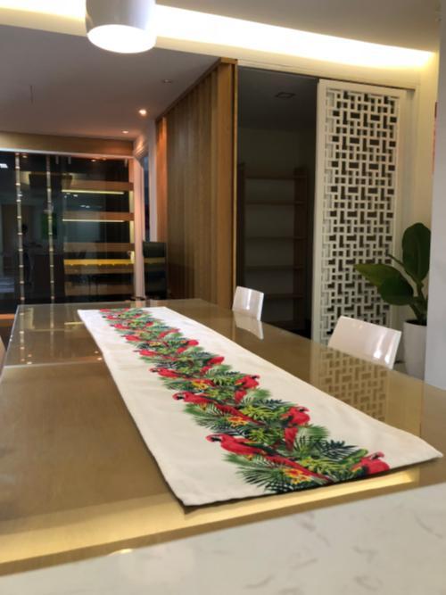 nội thất bàn ăn căn hộ TROPIC GARDEN Bán căn hộ Tropic Garden tầng trung, diện tích 200m2