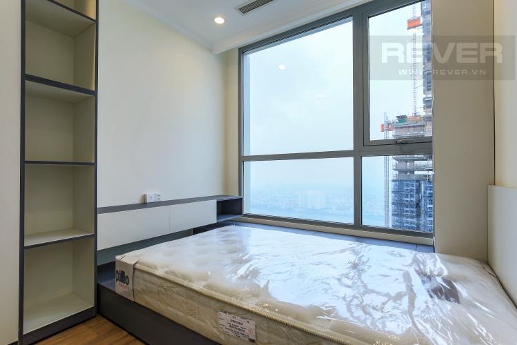 Phòng Ngủ 2 Căn góc Vinhomes Central Park 3 phòng ngủ, tầng cao L3, nội thất đầy đủ