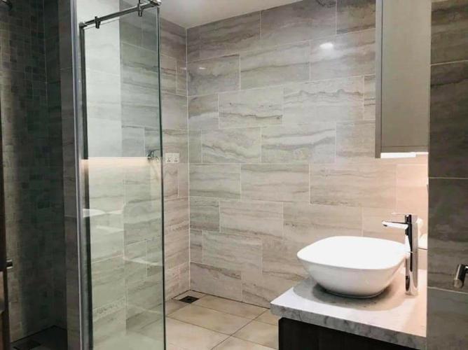 Toilet căn hộ KINGDOM 101 Bán căn hộ Kingdom 101 thuộc tầng trung, 2 phòng ngủ, diện tích 70.1m2, nội thất cơ bản