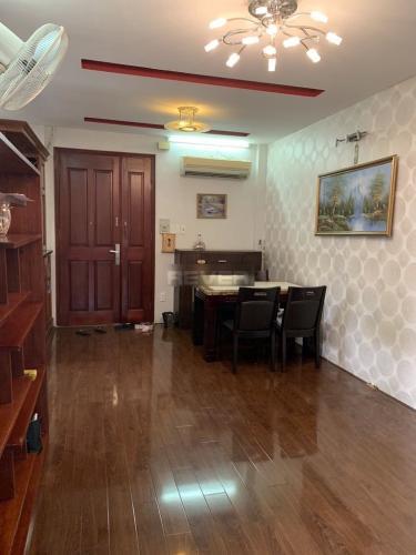 Căn hộ chung cư Chu Văn An thiết kế kỹ lưỡng, nội thất cơ bản.