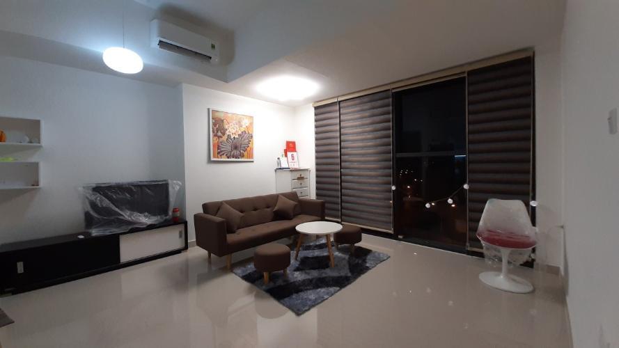 Cho thuê officetel The Sun Avenue tầng thấp, block 7, diện tích 41.4m2 - 1 phòng ngủ, đầy đủ nội thất
