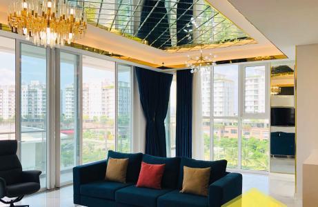 Cho thuê căn hộ Sarina Condominium 3PN, tầng thấp, diện tích 143m2, đầy đủ nội thất