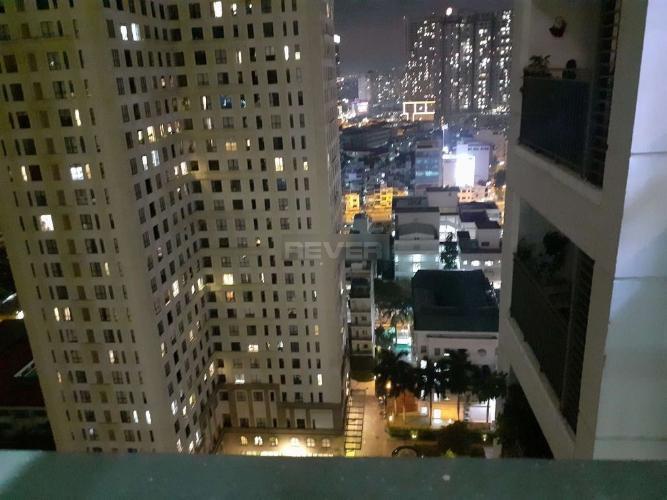 View The Tresor, Quận 4 Căn hộ The Tresor tầng cao, đón view nội khu lung linh ánh đèn.