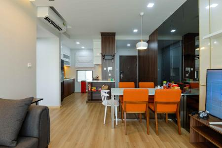 Cho thuê căn hộ The Sun Avenue 3PN, đầy đủ nội thất, view Landmark 81