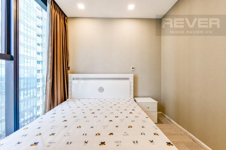 Phòng ngủ 2 Căn hộ Vinhomes Golden River tầng cao, view đẹp, 2PN nội thất đầy đủ