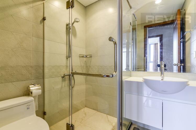 Phòng Tắm 1 Căn hộ Vinhomes Central Park 3 phòng ngủ tầng trung C3 đầy đủ nội thất